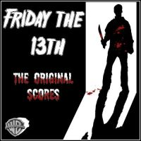 Friday the 13th   CD cover by BlackJackNL
