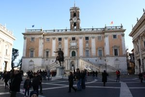 Rome City Hall by alamic-marius