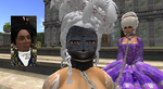 Marie Antoinette and the Iron Mask #3 by alpe4