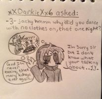 Ask #1 (( Another Ask Thingy -3- )) by CreepyGamerGirl2002