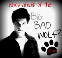 Jacob Black by RandomRawrnessxX