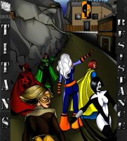 DC2 TITANS RESISTANCE by theyallfalldown