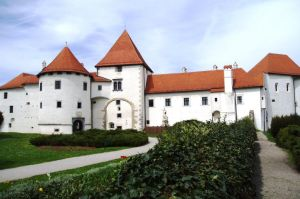 Wasserburg Castle in Varazdin, Croatia by ordinarygirl1