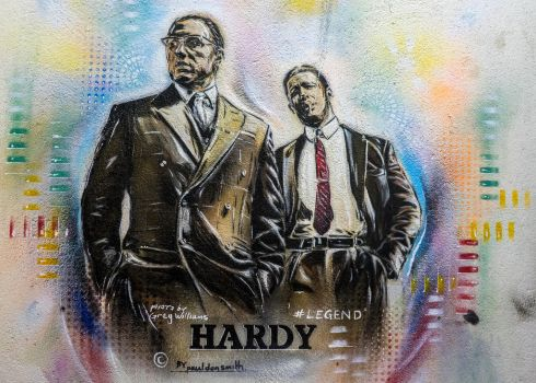 The Kray Twins by deepgrounduk