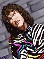 Weird Al Yankovic by AfterTheBreaking