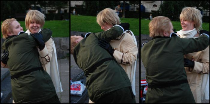 APH-cosplay: You like it :D by Kumagorochan