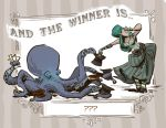 Otto's first raffle by BrianKesinger