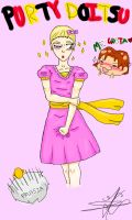 Y U SO PRETTY, DOITSU?! by Snicket-Chan