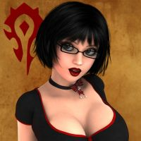 Nina For The Horde by WilliamRumley