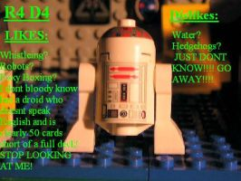 R4 D4 Bio by grohlsworth