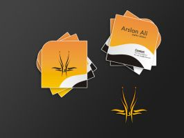 Visiting Card by shahjee2