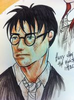 Harry Potter by Darkus04