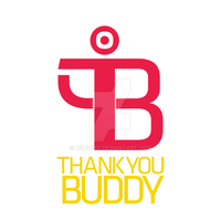 Thank You Buddy Logo by Milenist