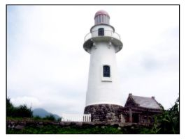 Batanes Lighthouse by digimurder