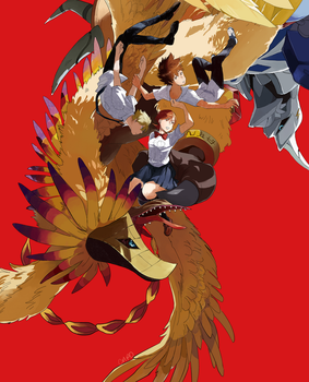digimon tri by a-zebra-was-here