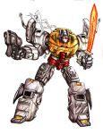 Me Grimlock Bad Ass by artemis-prime