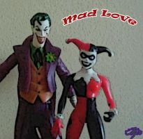 The Joker and Harley by mjor
