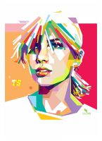 WPAP Taylor Swift by opparudy