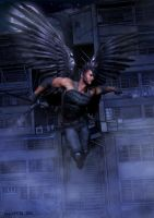 Deadly Angel V by rogue29730