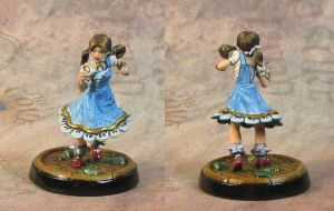 Dorothy, Unlikely Champion of Oz by AnneCooper