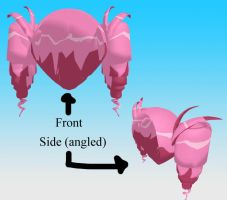 3DCG Short Drill Pigtails DL by G123u