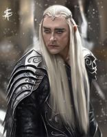 Thranduil - The Hobbit by TheSig86