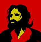 Jim Morrison by TateShaw