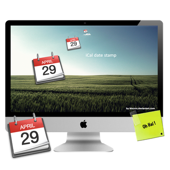 iCal Stamp by iDocnrz