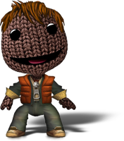 Sackboy McFly by Irishmile