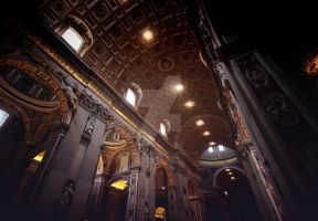 Religion in Rome by Michaella-Designs