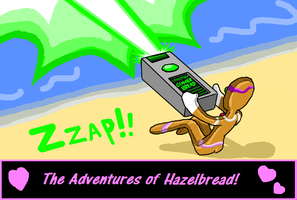 Adventures of Hazelbread pt5 by Redflare500