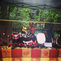 MOTH 2014 - booth photo by nondecaf