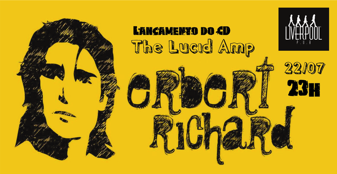 CD Erbert Richard Lucid Amp by caiomachado