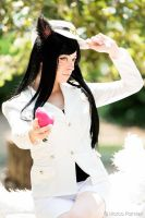 Generation Ahri cosplay 2 ~ League Of Legends by LyoeItsumi