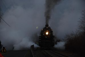 SPandS #700 on the Holiday Express by TaionaFan369