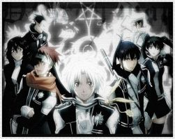 D. Gray- man by miaconstantine