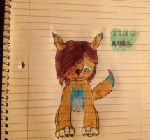 Meh, as a Really Embarrased Wolf...Epic Fail! by AwepicNess70