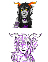 Fantroll Request - Solela Cirque by universe-punch