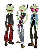 Yif's Other Outfits by varletlegion
