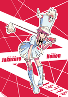 Nonon Jakuzure by CJ-Sanchez