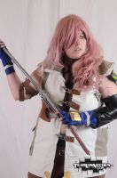 sorry snow - Final fantasy XIII by Die-Rose
