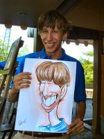Will's Caricature by meiken