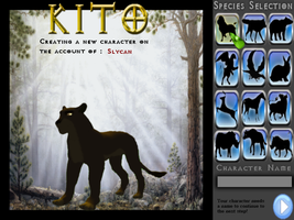 KITO Concepts - Making a New Character by Some-Art