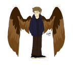 Angel Of The Pies by kyrathecat1998