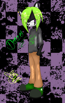 Denzel ::My Emo Adoptable:: by Panderp123