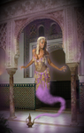 Genies of the World: Al-Andalus by hippo2