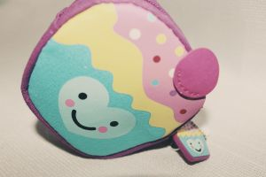 Cupcake Coin Purse by apparate