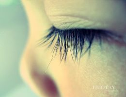 Veil of Lashes by deltay