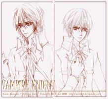 Vampire Knight : Night 013 by mrsloth