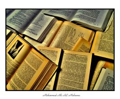 New and old Books by Photographertech